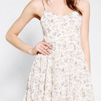 Lucca Couture Floral Babydoll Dress
