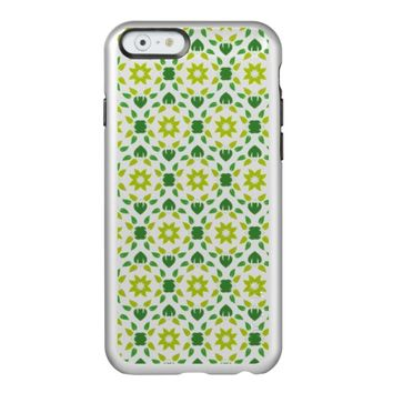 delicate floral leaves incipio feather® shine iPhone 6 case