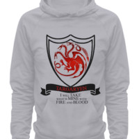 Game of Thrones Hoodie hoodie-GoT-white
