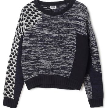 Remind Knit Sweater | New Arrivals | Weekday.com