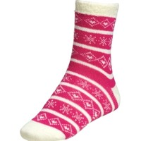 Yaktrax Women's Cozy Nordic Sock