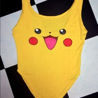 SWEET LORD O'MIGHTY! PIKABABY BODYSUIT