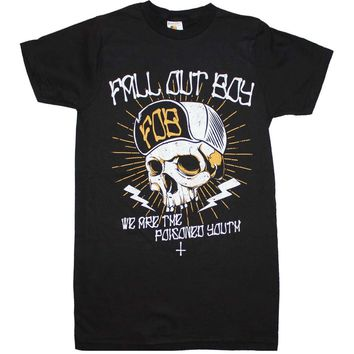 Fall Out Boy Poisoned Youth Men's T-Shirt