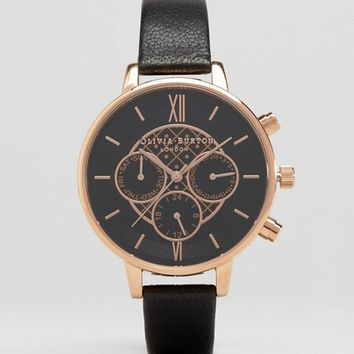 Olivia Burton Big Chrono Watch at asos.com