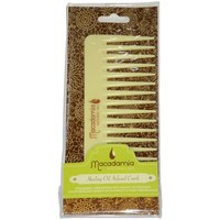 Healing Oil Infused Comb Comb Unisex by Macadamia, 1 Count