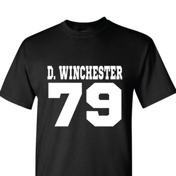 Dean Winchester DOB T-Shirt | Supernatural T-Shirt | Date of Birth