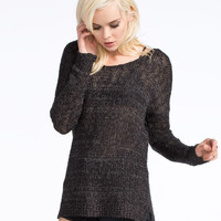 FULL TILT Essential Womens Slouchy Sweater 247969127 | Essentials
