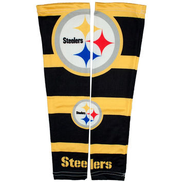 Pittsburgh Steelers NFL Poly-Spandex Strong Arm