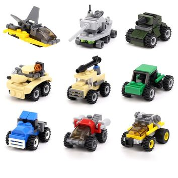 Small Kids Vehicle Truck Excavator Driver Toys