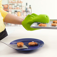 The Silicone T-Rex Oven Mitt You've Always Dreamed Of