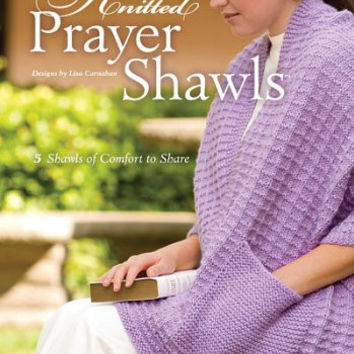 House Of White Birches: Knitted Prayer Shawls