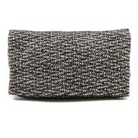 By Malene Birger Komala Oversized Clutch | SHOPBOP | Use Code: INTHEFAMILY25 for 25% Off