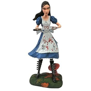 Femme Fatales Alice Madness Returns Statue - Diamond Select - Alice Madness Returns - Statues at Entertainment Earth