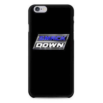 Wwe Smackdown Logo 3 iPhone 6/6s Case