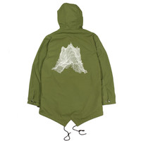 Mountain Fishtail Parka