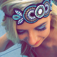 Midnight Reflections Headband