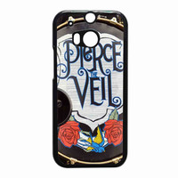 Pierce The Veil Pedal Drum 6682eeac-8404-4df2-8ae4-92a314e7533f for HTC One M8 case *RA*