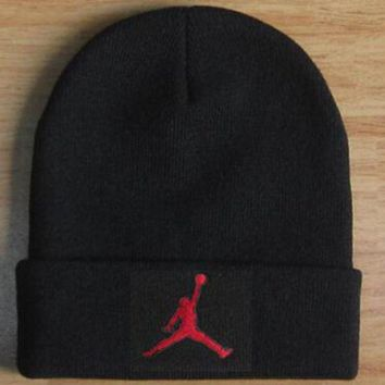 Perfect Jordan Hip Hop Women Men Beanies Winter Knit Hat Cap