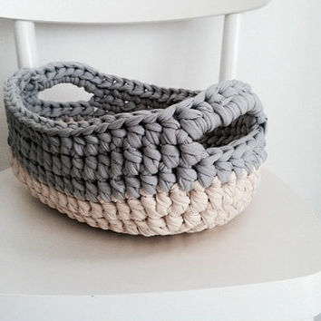 Shop Yarn Basket On Wanelo