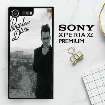 Panic At The Disco Album Cover F0590 Sony Xperia XZ Premium Case