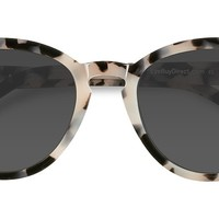 Augustine | Ivory Tortoise | Women Acetate Sunglasses | EyeBuyDirect