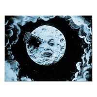 A Trip to the Moon Posters from Zazzle.com