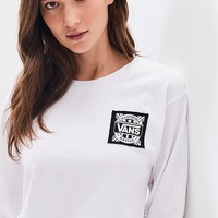 Vans White Cali Native Long Sleeve T-Shirt | PacSun