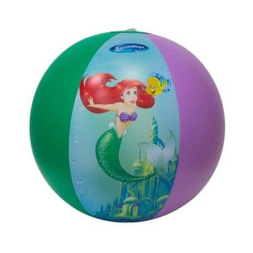Swimways Little Mermaid Disney Princess Beach Ball