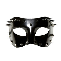 Spiked Fetish Mask