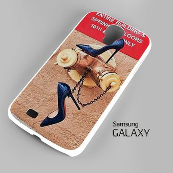When Thing Heat Up Christian Louboutin A0820 Samsung Galaxy S3 S4 S5 Note 3 Cases - Ga