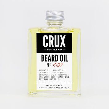 CRUX BEARD OIL
