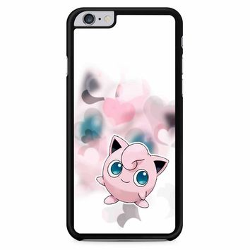 Pokemon Jigglypuff 2 iPhone 6 Plus / 6S Plus Case