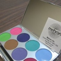 Paradise 8 Color Palette/Face Paint Kit (Pastel) 2oz