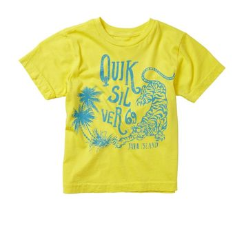 Quiksilver - Baby Java Cat T-Shirt