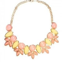 Pink Lemonade Necklace