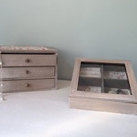 Daisy Jewellery Drawers Or Jewellery Box