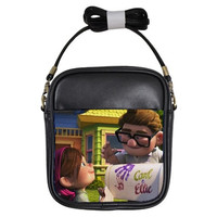 Up Disney Movie Cross Body Bag by Totalchaosbootique on Etsy