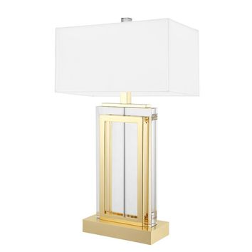 Glass Gold Table Lamp | Eichholtz Arlington