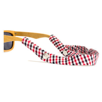 Cotton Snaps - Sunglass Straps