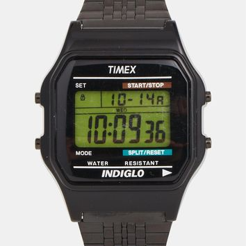 Timex Exclusive for ASOS Vintage Style Digital Watch