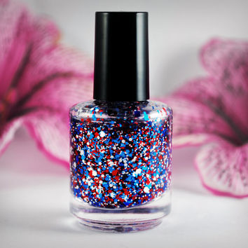 Red Sea - Handmade nail polish Full bottle