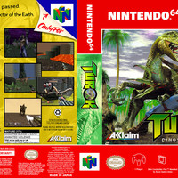 Turok Dinosaur Hunter - Nintendo 64 (Ugly Game Only)