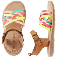 Carter's Strappy Sandals