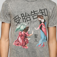 FUN Artists The Annunciation Tee - Urban Outfitters