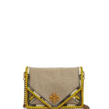 Tory BurchKira Braided Canvas Crossbody