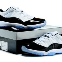 Big Size, To Special You! Nike Air Jordan 11 Retro Low 378037-010 Size US 14,15,16