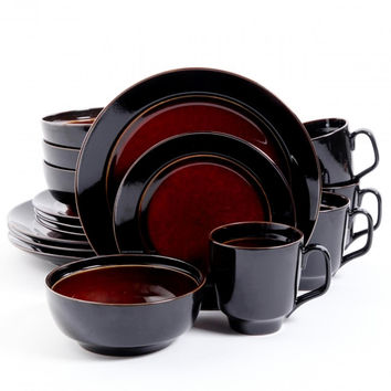 Bella Galleria 16 Piece Dinnerware Set