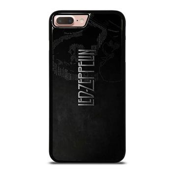 LED ZEPPELIN LYRIC iPhone 8 Plus Case Cover