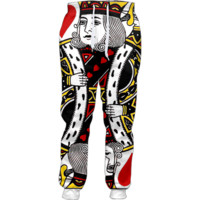 King of Hearts Joggers