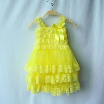 10 Years old Summer Style Girl Dress Girls Baby Toddler solid Tulle Layers Party Dress Children Clothing For Wedding Party